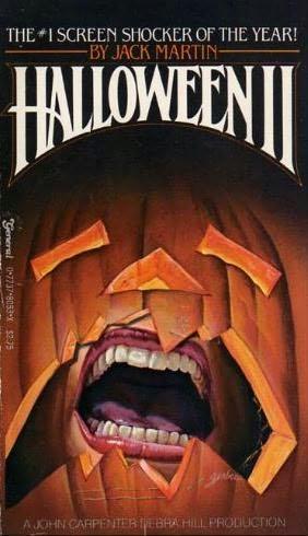 Halloween novel curtis richards