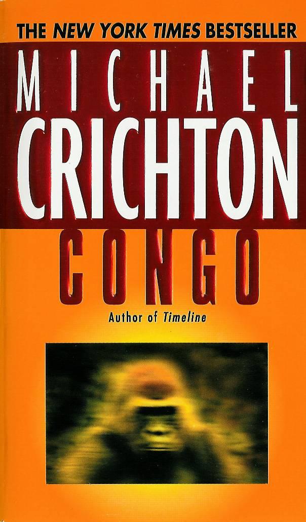 Michael Crichton 'Congo' Review | Horror Novel Reviews