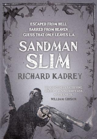 RichardKadrey-SandmanSlim