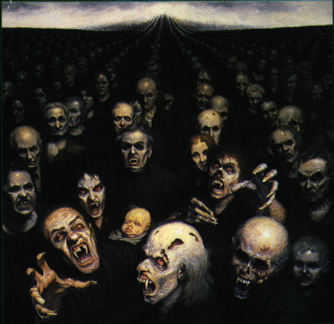 I Am Legend Zombies Or Vampires The 10 Scariest Novels...