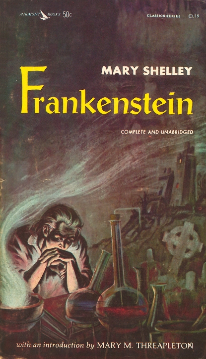 frankenstein as a gothic novel Frankenstein or, the modern prometheus is a novel written by english author mary shelley (1797–1851) that tells the story of victor frankenstein, a young scientist who creates a hideous, sapient creature in an unorthodox scientific experiment.