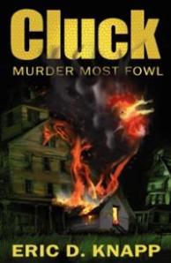 cluck-murder-most-fowl-eric-d-knapp-paperback-cover-art