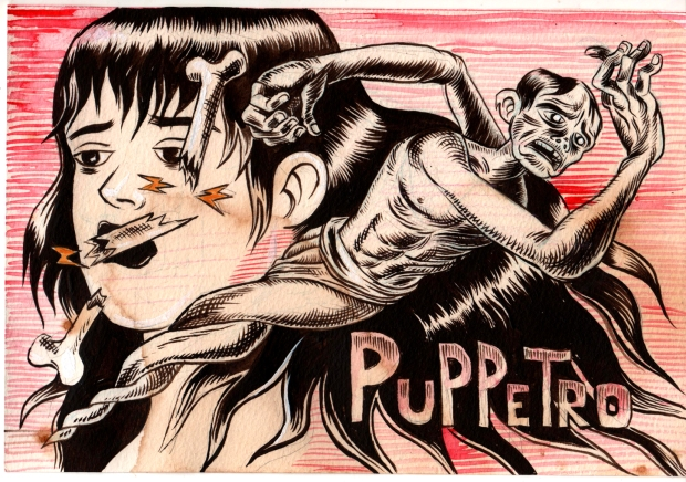 Puppetro Cover