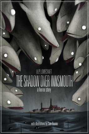 Image result for shadow over innsmouth covers