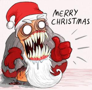 Evil+Santa