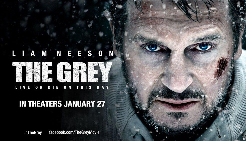 movie talk �the grey� review horror novel reviews