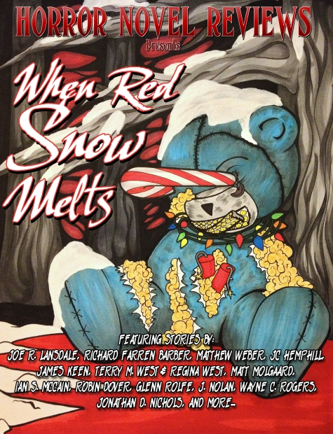 when red snow melts cover (1)