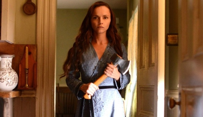 Movie Talk: 'Lizzie ... Christina Ricci Movies