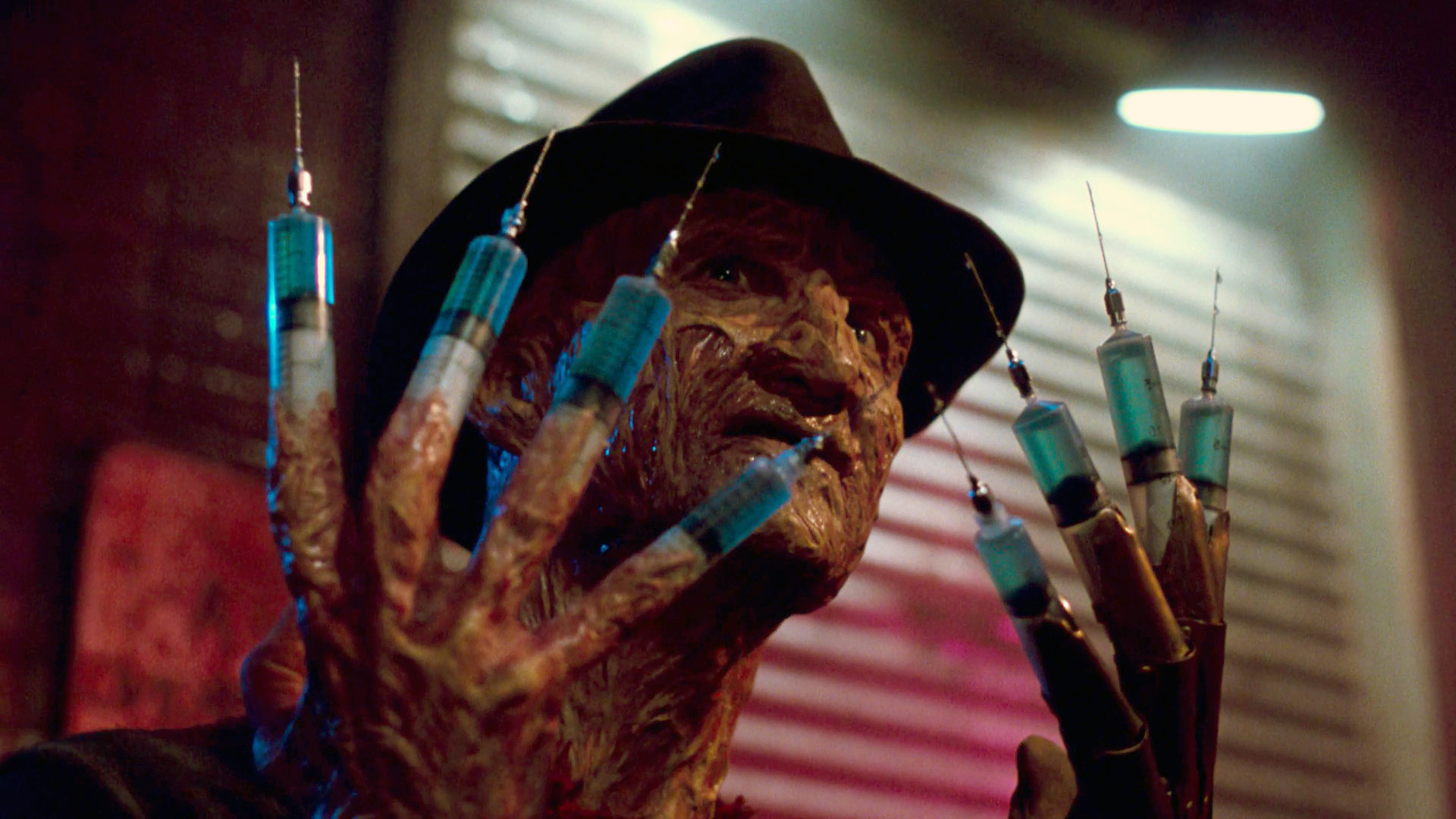 freddy krueger nightmare on elm street