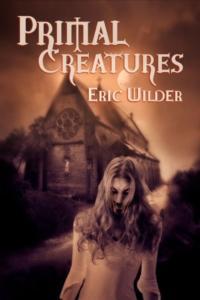 ERIC WILDER BOOK COVER