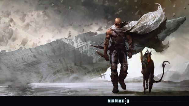 Riddick+and+His+Dog