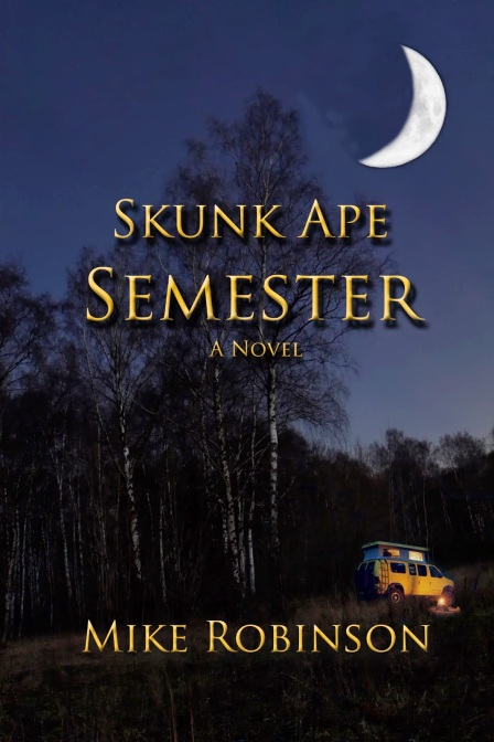 Skunk Ape Cover