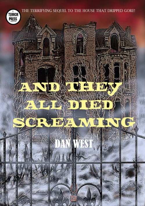 they all died screaming cover