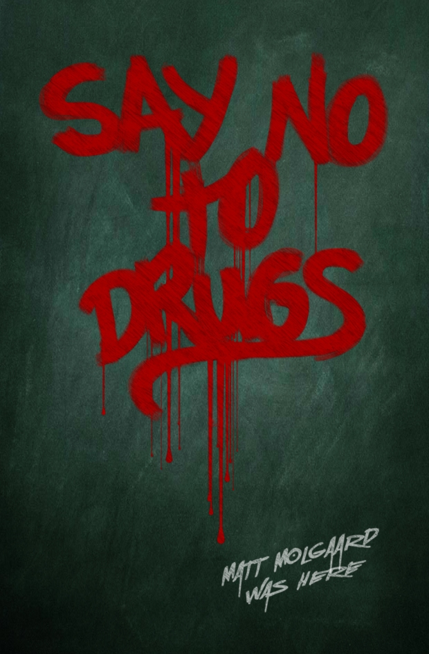 say no to drugs cover