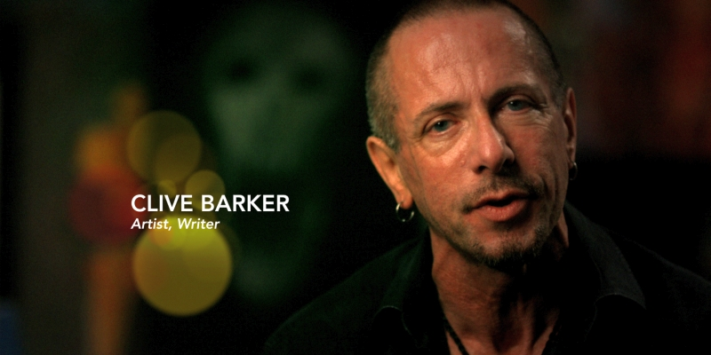 The Top Five Clive Barker Books Horror Novel Reviews