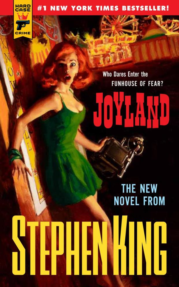 Joyland NEW COVER