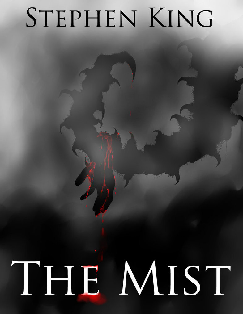 Stephen King The Mist Book