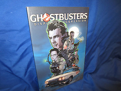 Ghostbusters-Displaced-Aggression-TPB-VF-NM-to-NM-Rare