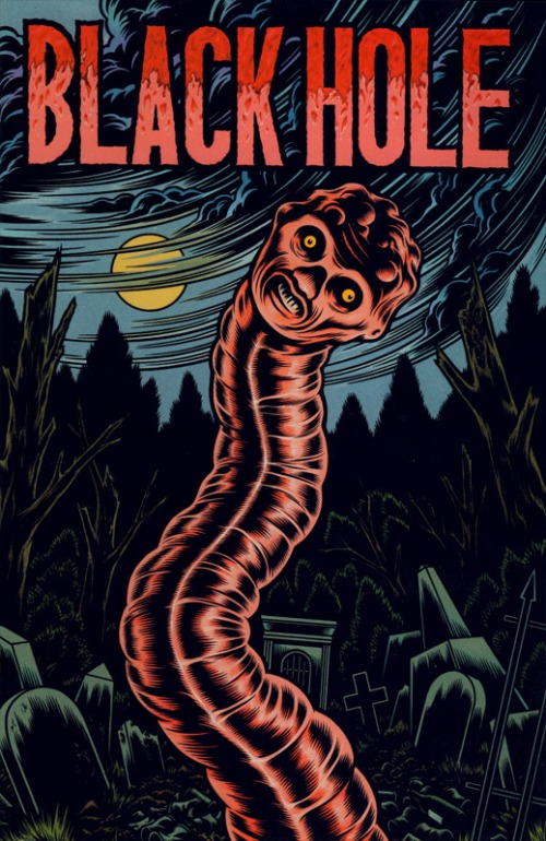 black_hole_charles_burns_issue_3_front