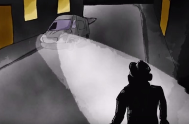 ray bradbury the pedestrian essay An original animated version of bradbury's classic short story i created this  animated version of this tale of technology and alienation back in.