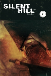 The cover for IDW's Silent Hill, Omnibus Volume 2