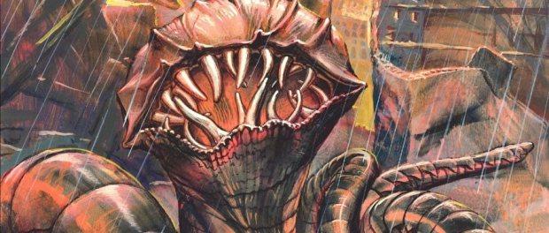 Earthworm Gods