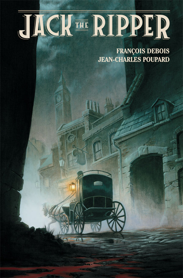 Jack the Ripper graphic novel