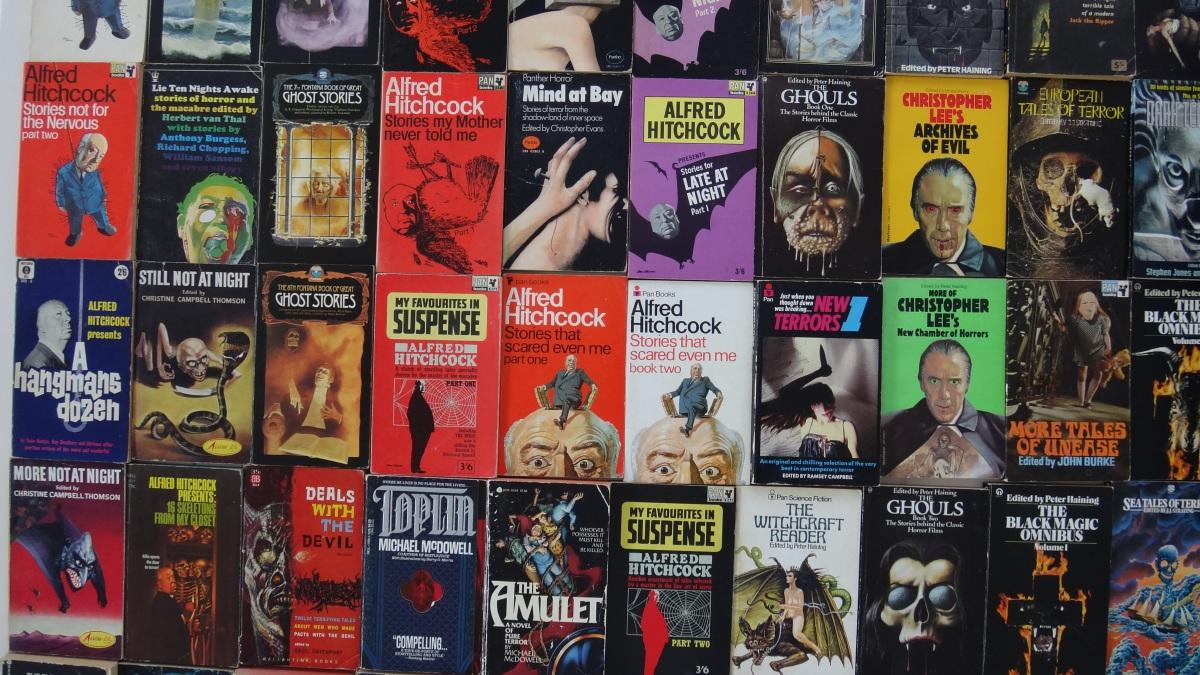 the 15 best books of the century thus far � horror novel