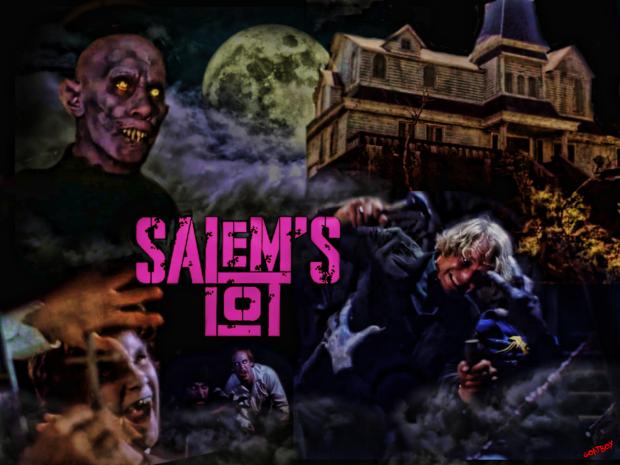 Poster for Stephen King's Salem's Lot