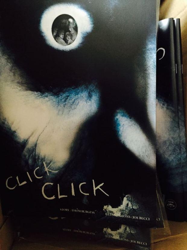 malevolents click click cover