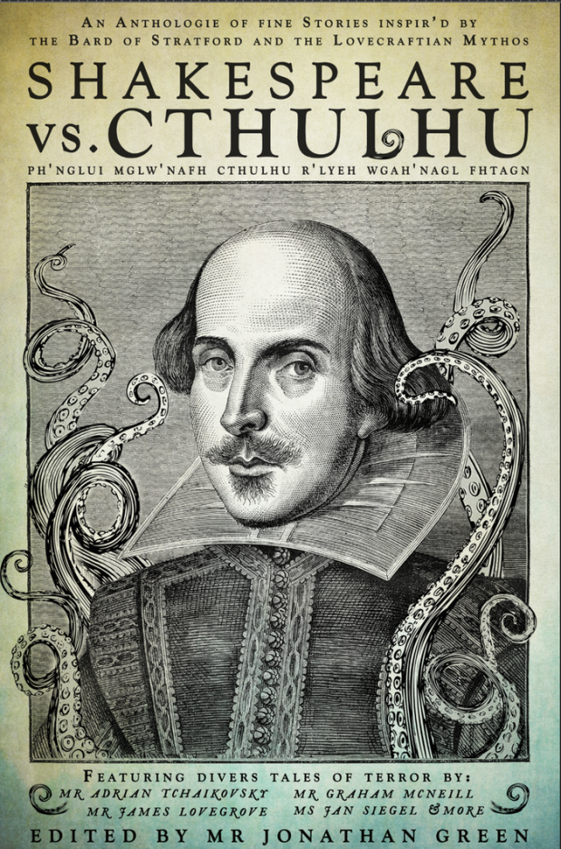 shakespeare vs cthulu
