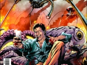 Graphic novel Evil Dead 2 Revenge of the Martians