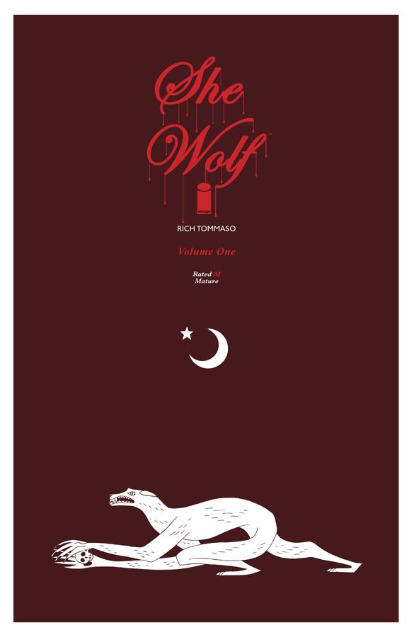 She Wolf Volume 1