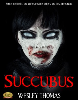 Wesley Thomas Succubus Cover