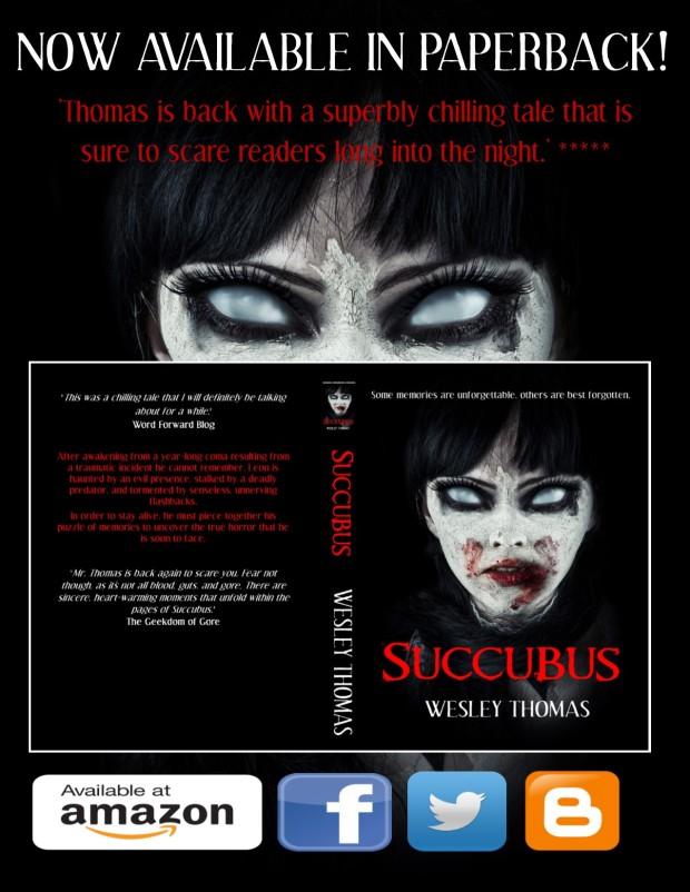 Wesley Thomas Succubus Promo