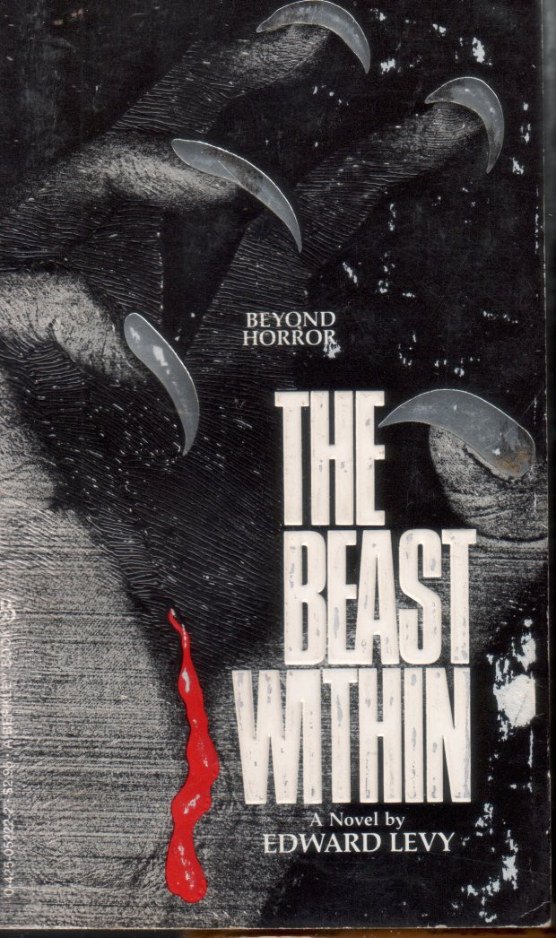 The Beast Within Horror Novel Review