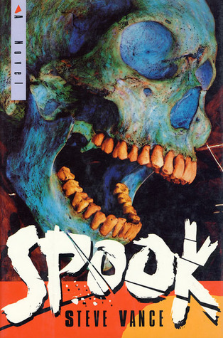 Spook Variant cover
