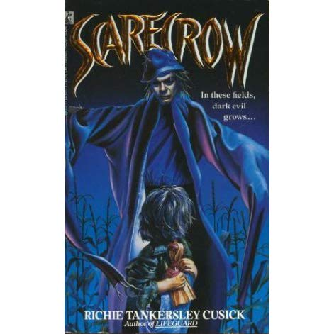 Scarecrow book cover